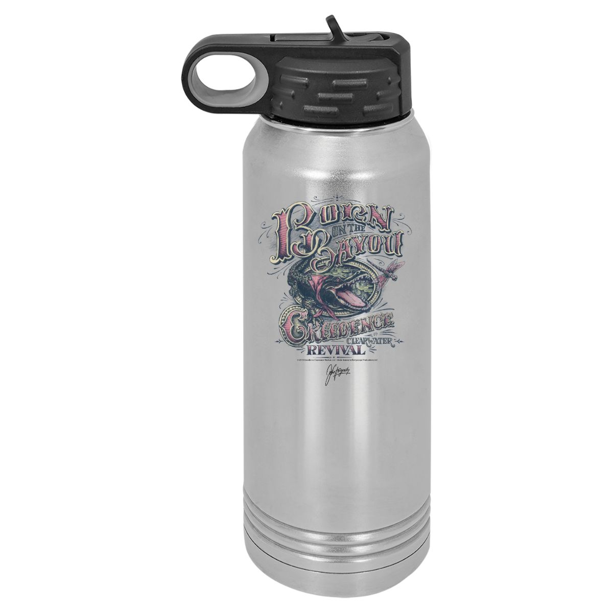 Bayou Gator Polar Camel Water Bottle