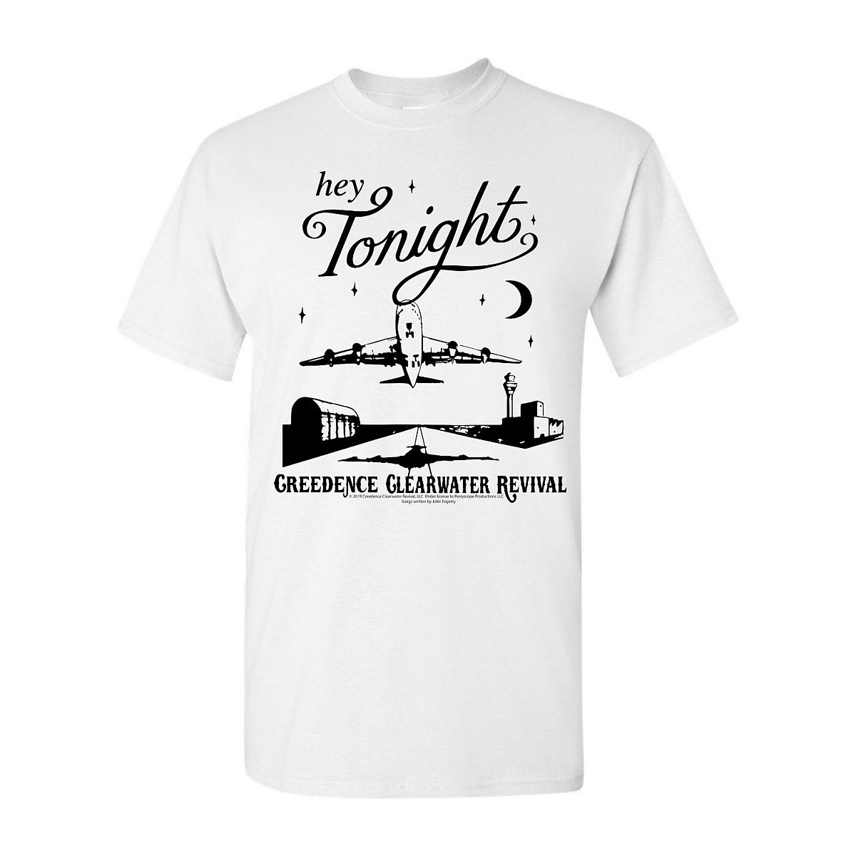 Hey Tonight T-Shirt