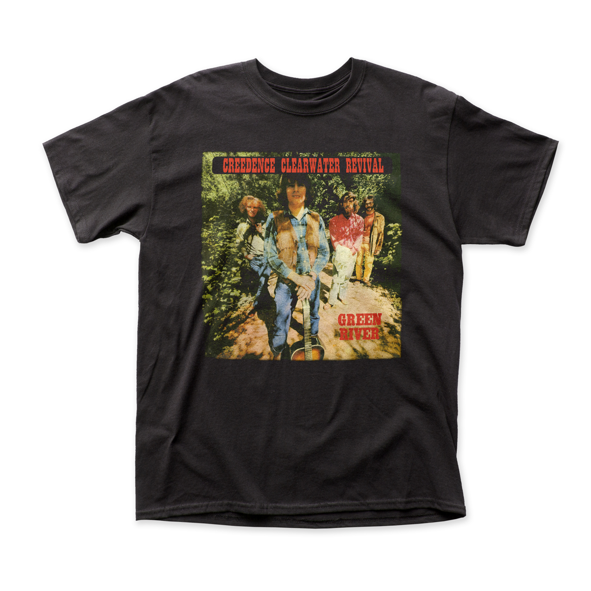 Creedence Clearwater Revival - Green River T-Shirt