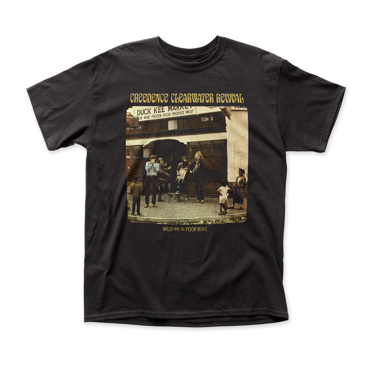Creedence Clearwater Revival - Poor Boys T-Shirt