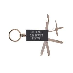 Collegiate Laser Engraved Tool Keychain