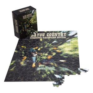 Creedence Clearwater Revival Bayou Country 200 Piece Puzzle