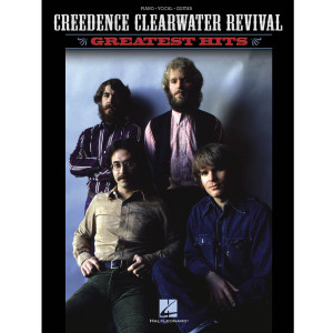 Creedence Clearwater Revival - Greatest Hits Piano/Vocal/Guitar Artist Songbook