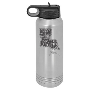 Born On The Bayou Polar Camel Water Bottle