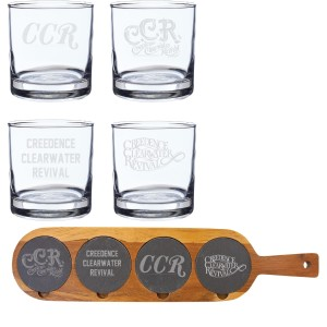 Logo Collection Whiskey Set