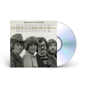 Ultimate Creedence Clearwater Revival: Greatest Hits & All-Time Classics CD
