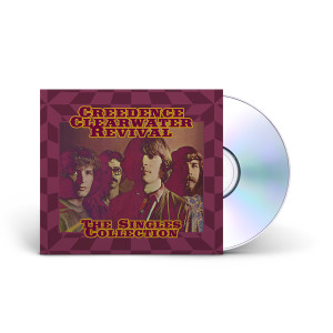 Creedence Clearwater Revival - The Singles Collection CD