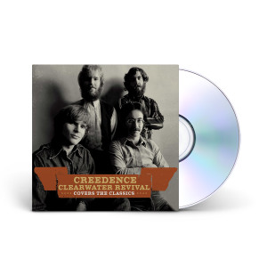 Creedence Clearwater Revival - Creedence Covers The Classics CD