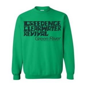 Green River Crew Neck Sweatshirt