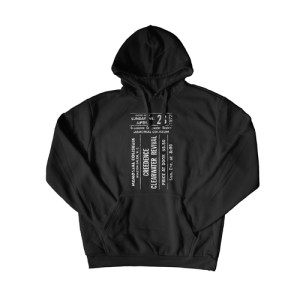 CCR Concert Ticket Pullover