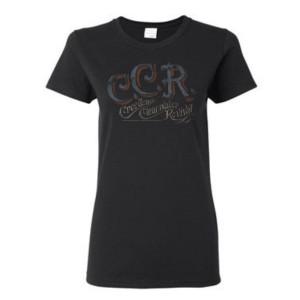CCR Scripted Women's T-Shirt