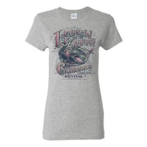 Women's Bayou Gator T-Shirt