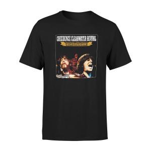 CCR Chronicle Album Cover Black T-Shirt