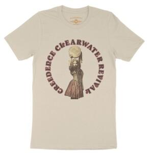 CCR Mardi Gras T-Shirt - Classic Heavy Cotton
