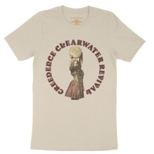 CCR Mardi Gras T-Shirt - Classic Heavy Cotton