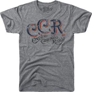 CCR Brush 2B  Tee