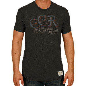 CCR Brush 100% Cotton  Tee