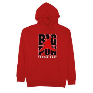 Big Pun - Yeeeah Baby Red Hoodie