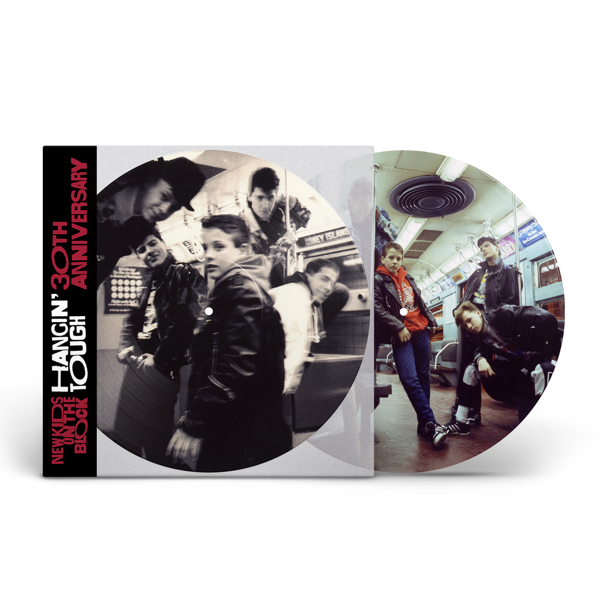 Hangin' Tough 30th Anniversary Picture Disc Vinyl LP