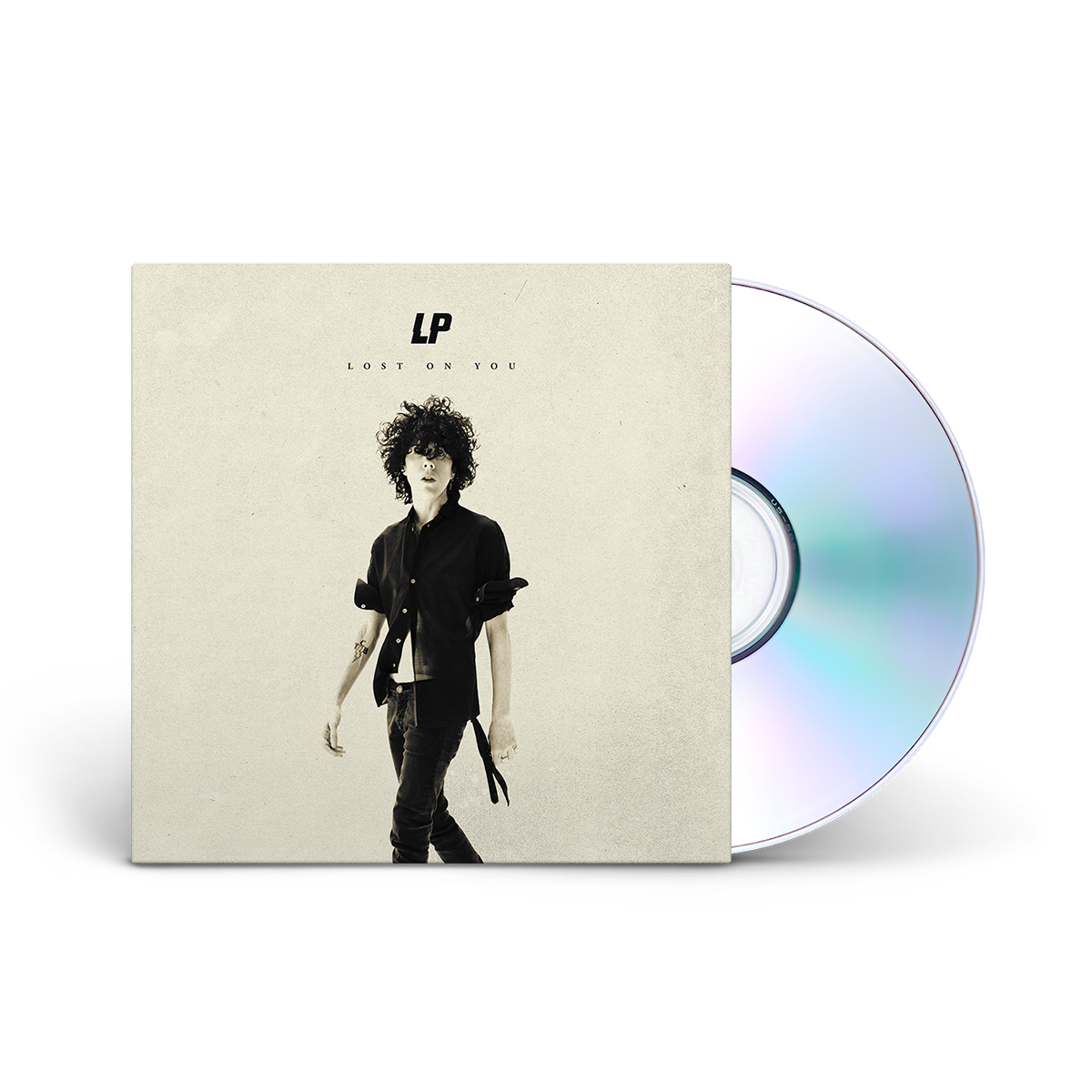 Lost On You - CD