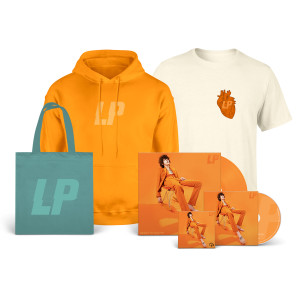 Heart to Mouth Album + Hoodie + Tee + Tote Bag
