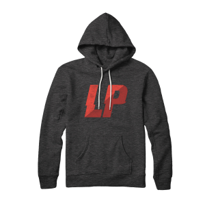 LP - Grey Logo Sweatshirt