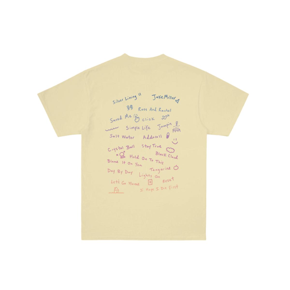 Silver Lining II Cream T-Shirt