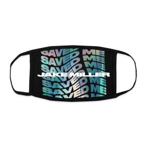 SAVED ME Face Mask + Digital Single Download