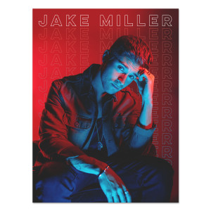 Jake Miller - Wait For You Lithograph Poster