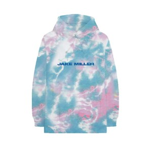 SAVED ME TieDye Hoodie + Digital Single Download