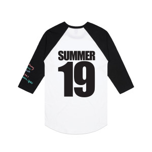 SUMMER 19 RAGLAN + DAD HAT + DIGITAL EP