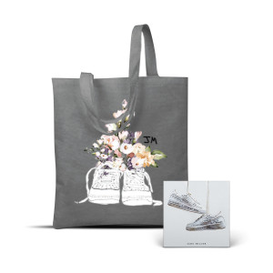 "GREY NIKES TOTE + ""NIKES"" DIGITAL DOWNLOAD"