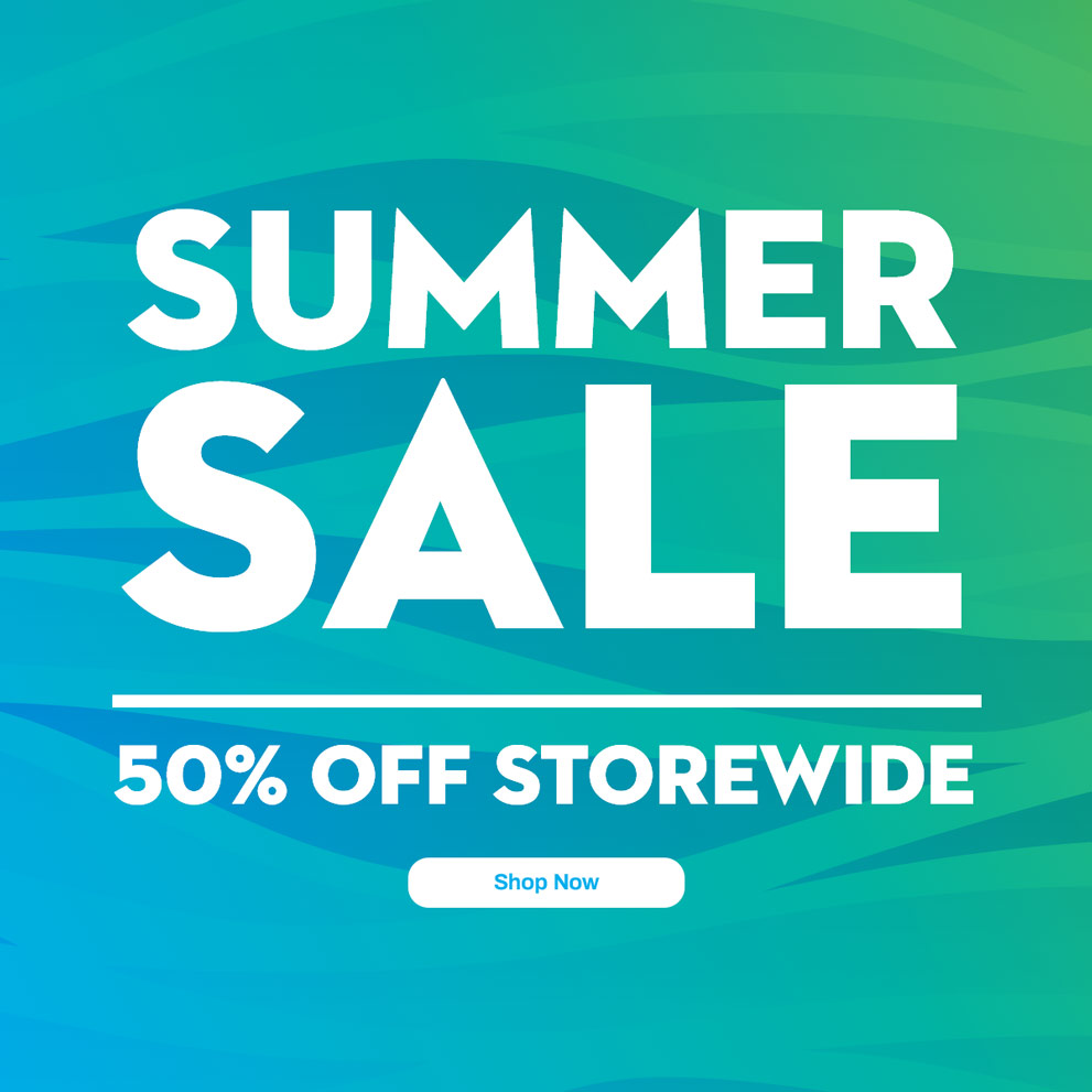 Summer Sale...Shop Now!