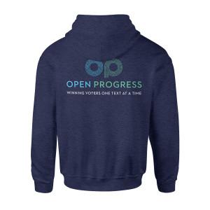 Open Progress Hoodie