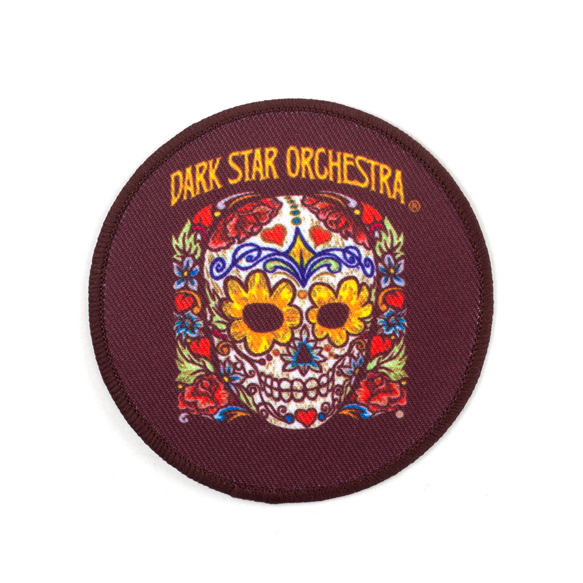 DSO Sugar Skull Patch