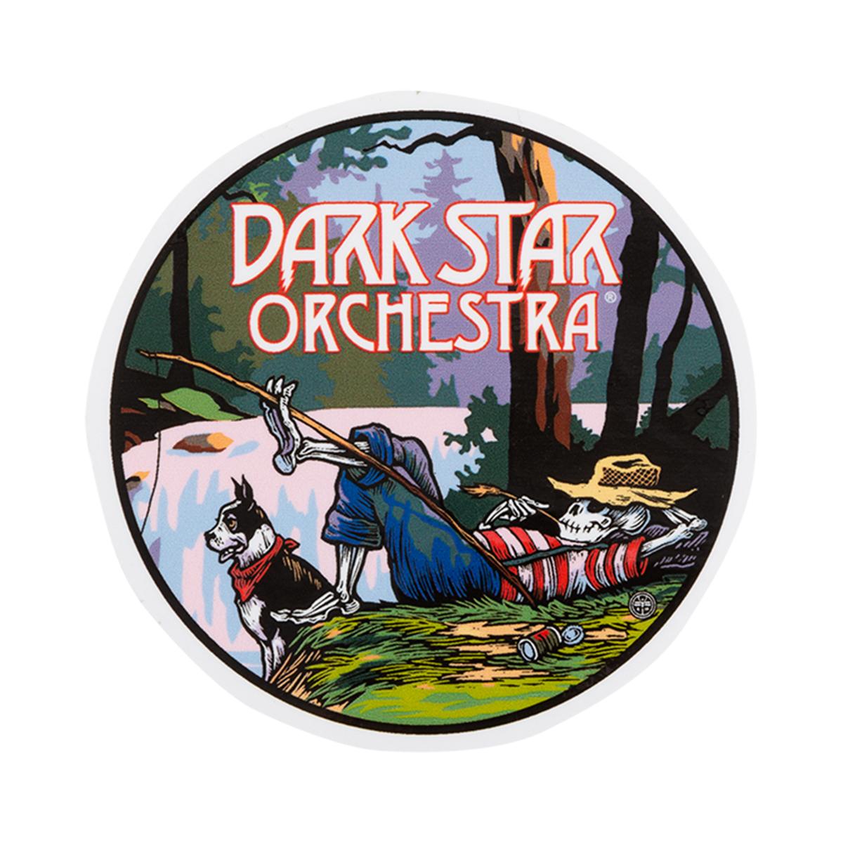 "DSO ""Riverside"" Sticker"