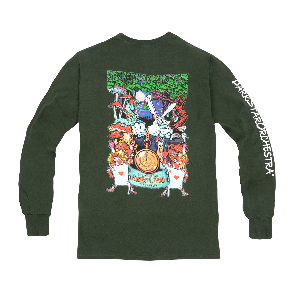 DSO Crazy Rabbit Long Sleeve