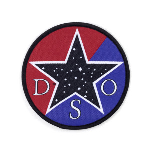 DSO Star Patch