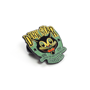 DSO Cat Logo Pin