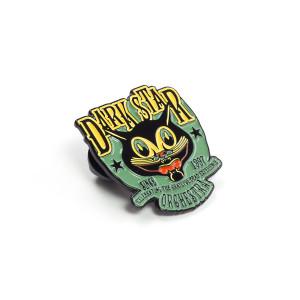 DSO Cat Logo Pin