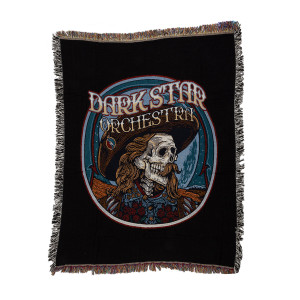 """DSO """"Wild Bill"""" Throw Blanket"""
