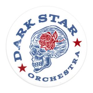 DSO Vintage Skull Sticker