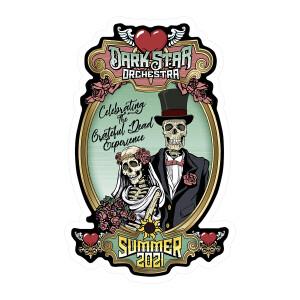 DSO Summer Tour 2021 Sticker