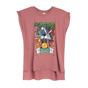 DSO Crazy Rabbit Ladies Muscle Tee