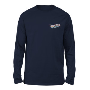 Red Rocks 2019 Men's Event Long Sleeve on Navy