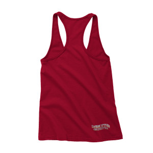 Red Rocks 2019 Ladies Event Tank Top on Cardinal