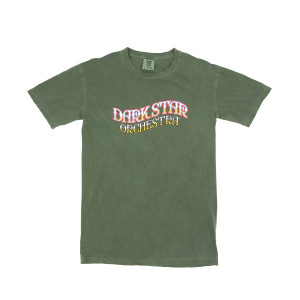 "DSO Script Men's ""Comfort Colors"" Tee Shirt"