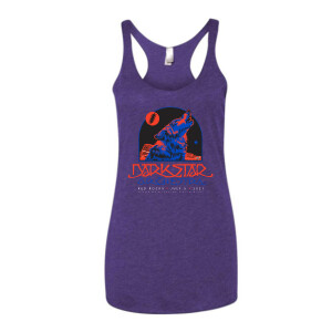 2021 Red Rocks Ladies Tank Top on Purple Rush