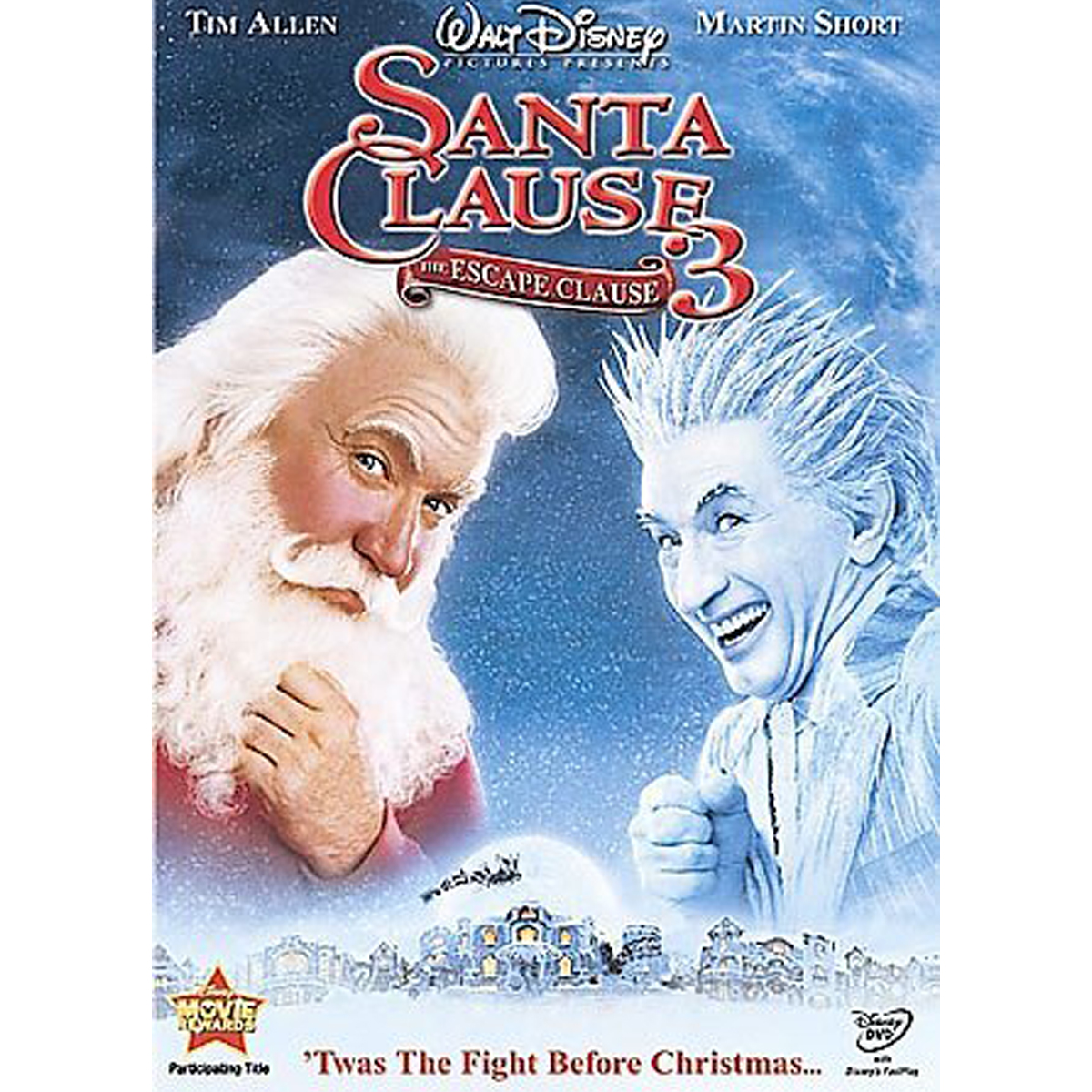 Santa Clause 3 DVD: Escape Clause