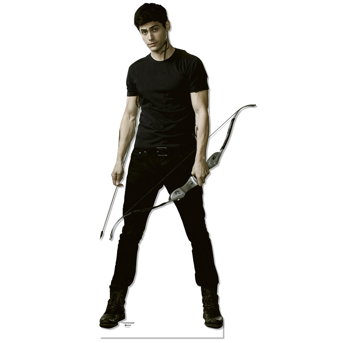 Shadowhunters Alec Standee
